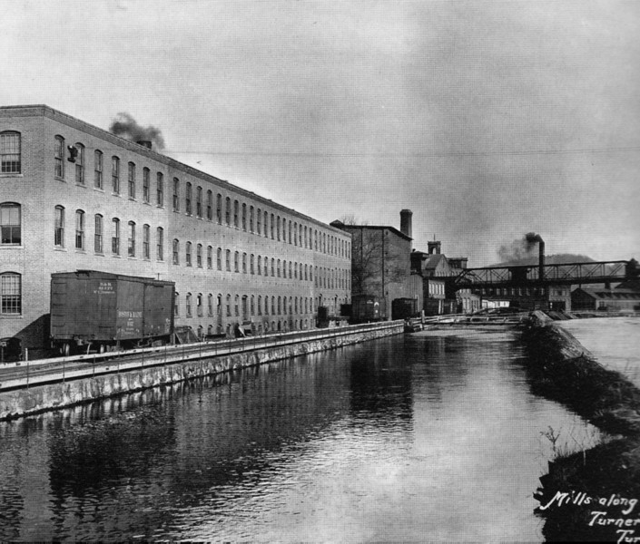 Turners Falls 1911 Canal Keith Paper