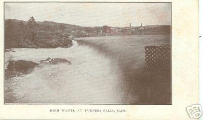 Turners Falls High Water