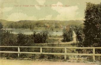 Turners Falls Bridge from Vt