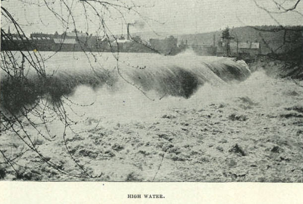 Turners Falls High Water