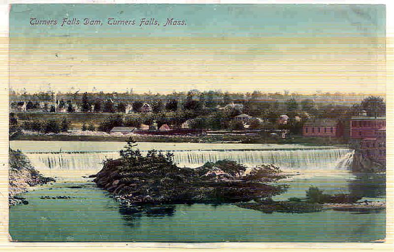 Turners Falls Dam