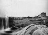 Turners Falls Dam about 1871