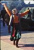 4*Wed, Nov 20, 1968<br /> *People: dancing gypsy<br /> Subject:<br /> *Place: Sproul Plaza<br /> Activity: <br /> Comments: