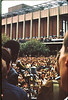 5*Thu, Oct 3, 1968<br /> *People: Eldridge Cleaver, crowd<br /> Subject:<br /> *Place: Sproul steps<br /> Activity: <br /> Comments: probably a TWLF (Third World Liberation Front) rally.  Before the Black Panthers, People's Park, and Anti-War protests of the late '68 to early 70's.