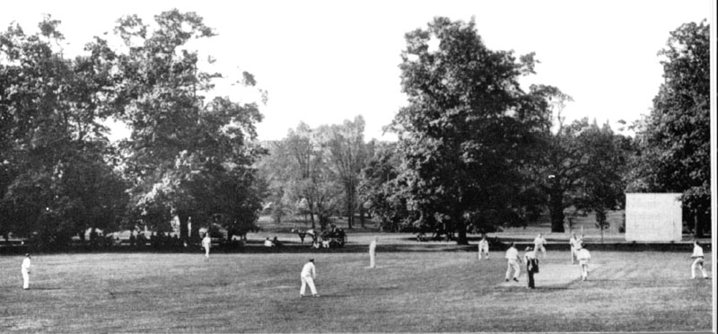 Cope Field. Exact date unknown. Estimated between 1890 to 1910.