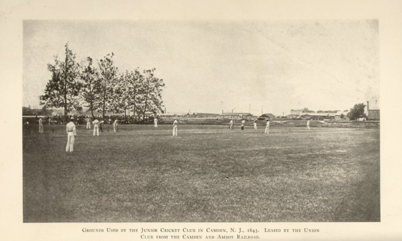 Union Club Field, Camden NJ