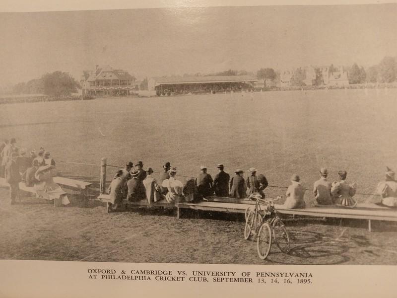 Philadelphia Cricket Club 1895