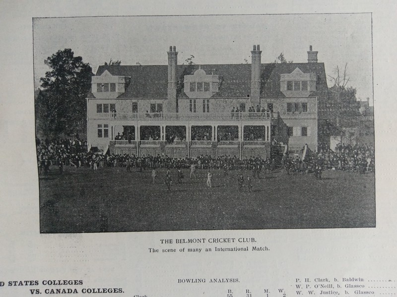 Belmont Cricket Club