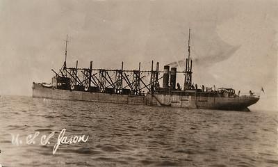 USS Jason  AC-12  - Early 1900s