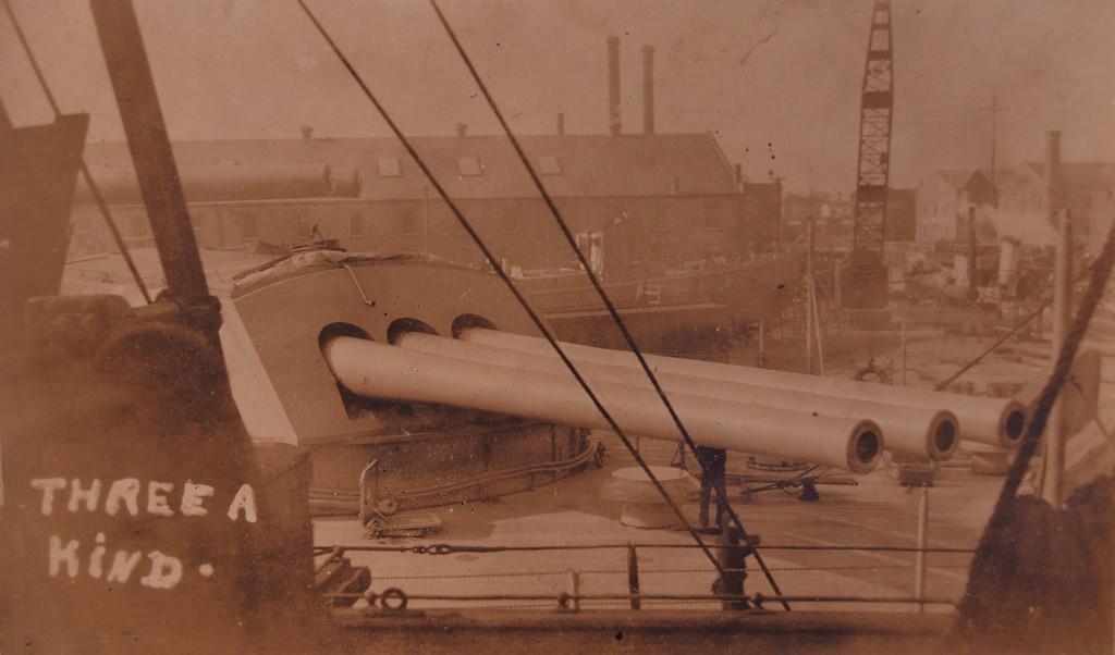USS Jason (Collier # 12, later AC-12 and AV-2), 1913-1936