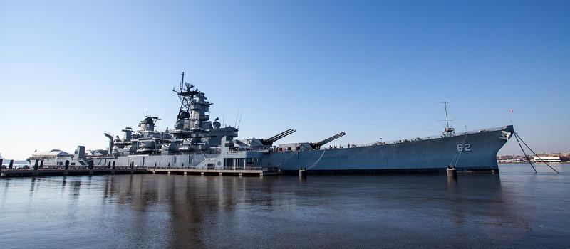 USS New Jersey BB-62