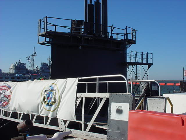 The USS Scranton