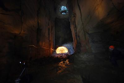Box Freestone Mine 2009.