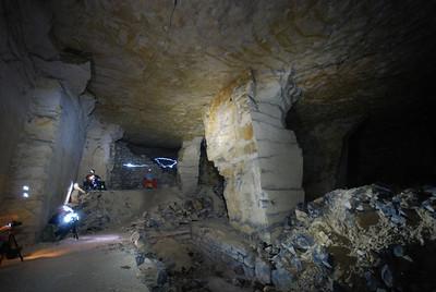 Browns Folly Mine 2009.