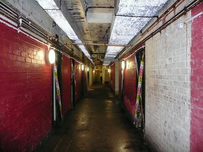 Churchill`s Cabinet War Rooms Bunker 2009.