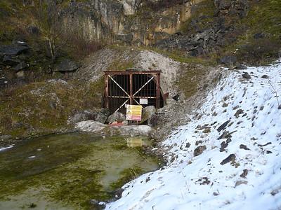 Middleton Mine,Derbyshire 2010.