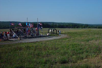 United Flight 93 Memorial Svc 2004