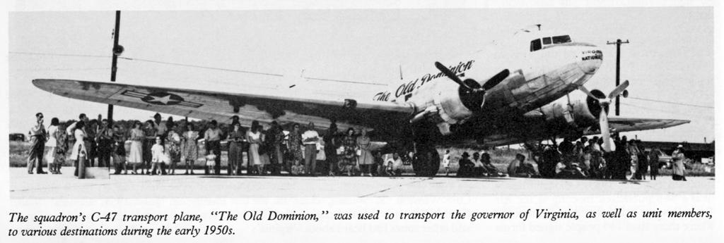 C-47 The Old Dominion 001 KK