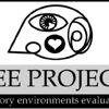 The logo for The Sensory Environments Evaluation Project; USC's ICT; 2002-2005