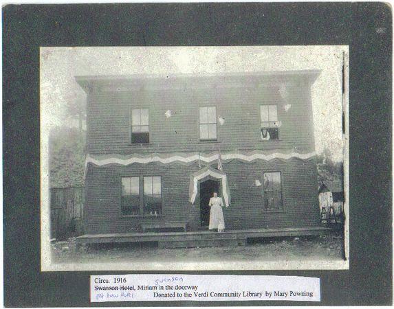 Swanson Hotel Original