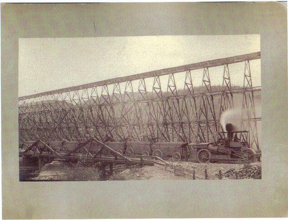 Lumber Train Original