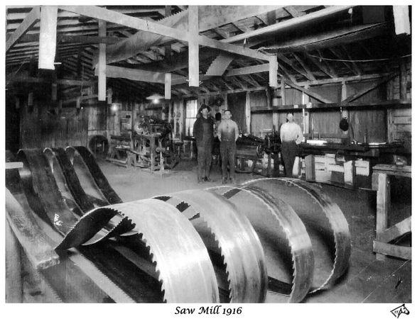 Saw Mill - Restored