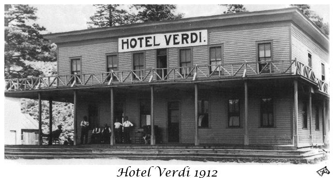 Hotel Verdi 1912 Restored