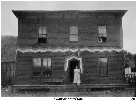 Swanson Hotel- Restored