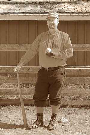 Vintage Base Ball Pictures