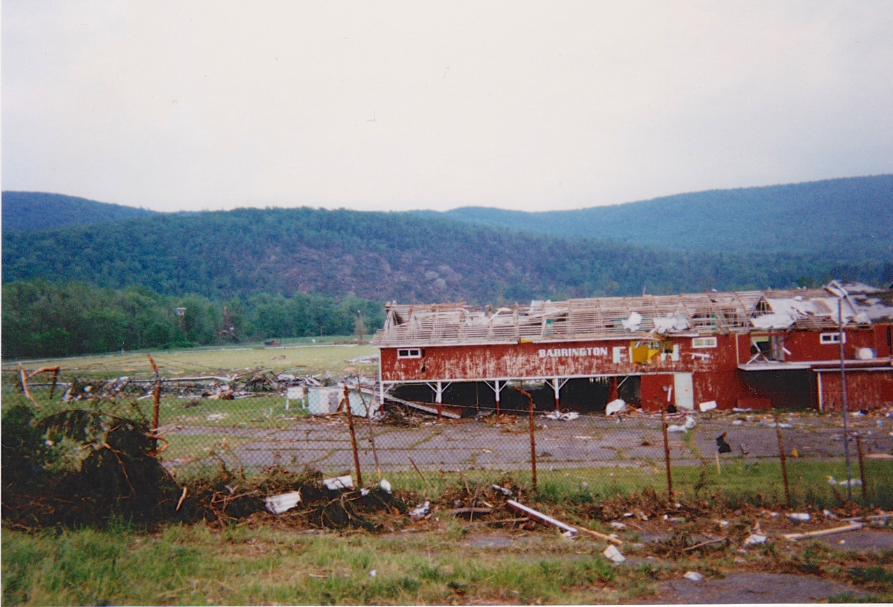After the 1995 Tornado