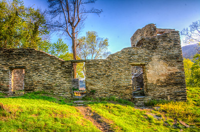 St. John's Episcopal Church ruins