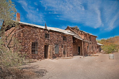Vulture Mine Headquarters