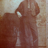 2. Young John Wells. He was married to a women named Wooten, who seems to have been Louisiana French, or Cajun. One note I have says she died in 1905 and is buried in Clarksdale, Mississippi. Their children were :  (1.) Bertie Rebecca (1900-1966) who married Ernest Sutherland about 1918; and (2.) Roy (1902-1923?) who never married and is buried in Okalona, Arkansas.