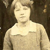 3. Mary Shadwell was born in 1912 and was about 10 or 11 in this 1923 photo. She was crippled in a car accident and died at age 31.