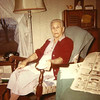 14. Grandma Nell at her home at 1035 St Louis Street in the late '60s or early '70s.