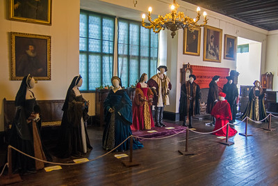 WOLF HALL COSTUME EXHIBITION