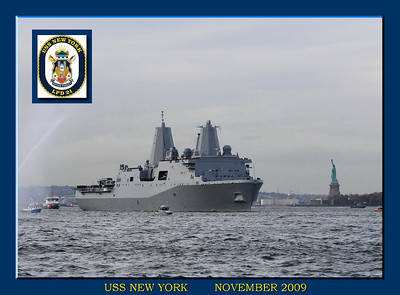 USS New York LPD 21