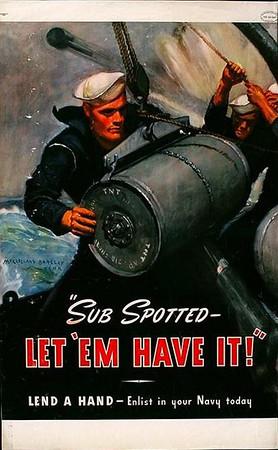WW-II War Bond Posters