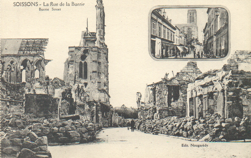 WWI French Postcards