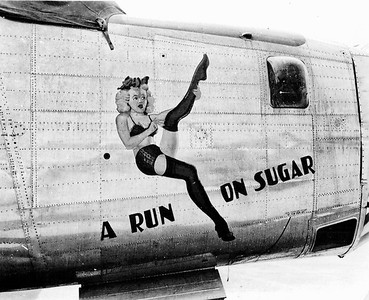 WWII Bomber Nose Art