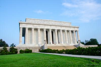 2012/08/04 Lincoln Memorial
