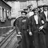 Water Nabb Colliery John Williams Stephen Spencer Billy Glenholmes Jimmy Cropper George Haworth Billy Place c 1939