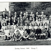 Whitewell Bottom Methodist Sunday School 1949