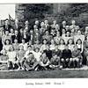 Whitewell Bottom Methodist Sunday School 1949