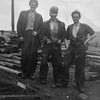 Water Nabb Pit Maurice Pickup George Baldwin Stephen Spencer late 40s