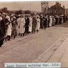 Lumb Church walking day 1914 JD