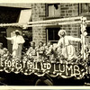 Carnival float from Forest Mill, Water, prob Festival of Britain 1951