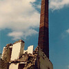 Waterfoot Gaghills Mill chimney 1983 JD