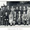 Whitewell Bottom Methodist Trustees and Leaders 1949
