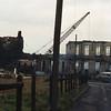 Newchurch Kirk school demolition 197611